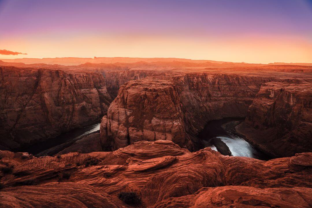 Top 10 Most Popular National Parks in the USA (2008-2017): Grand Canyon National Park