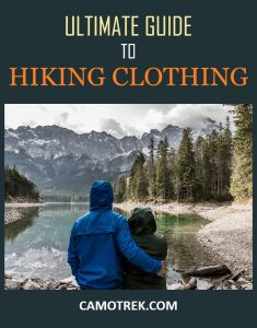 Guide to hiking clothing PIN