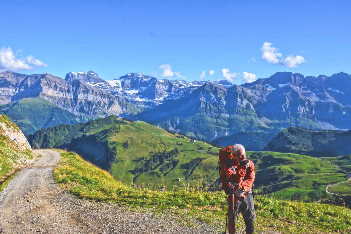 Heat-Related Illnesses and Injuries: old hikers are prone to heat exhaustion