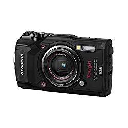 Olympus TG-6 Backpacking Camera