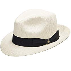 Typical Panama hat