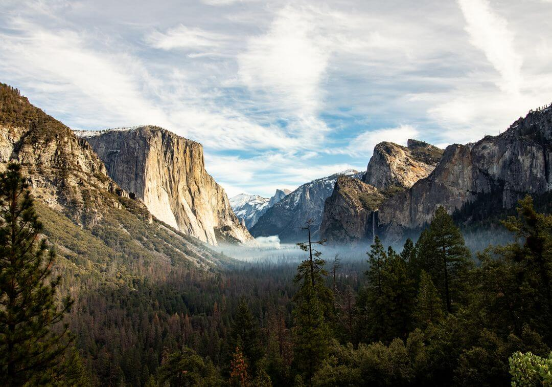 Top 10 Most Popular National Parks in the USA (2008-2017): Yosemite - El Capitan