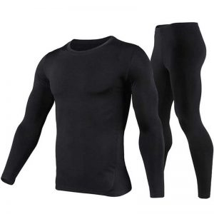 Black base layer - top and bottom