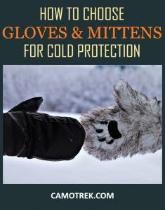 Ultimate Guide to Cold Weather Gloves & Mittens PIN