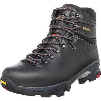 Tough Zamberlan Backpacking Boot