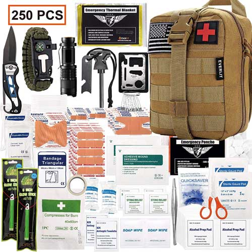 Everlit 250 First Aid Kit