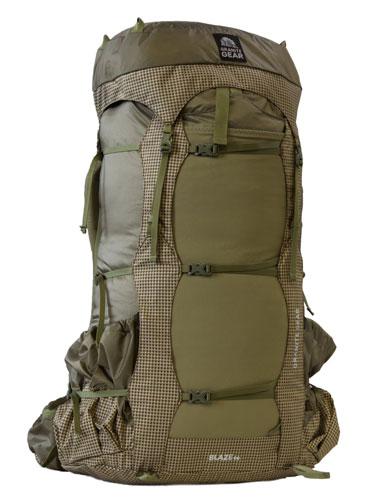 Granite Gear Blaze 60 backpacking pack