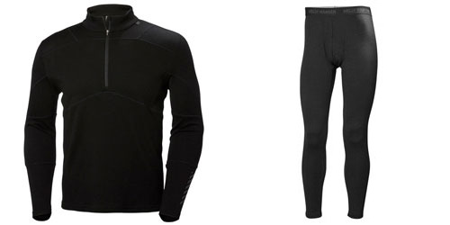 Helly Hansen LIFA Merino Base Layers