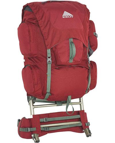 Kelty Trekker 65L External Frame Backpack