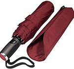 LifeTek Compact Travel Umbrella