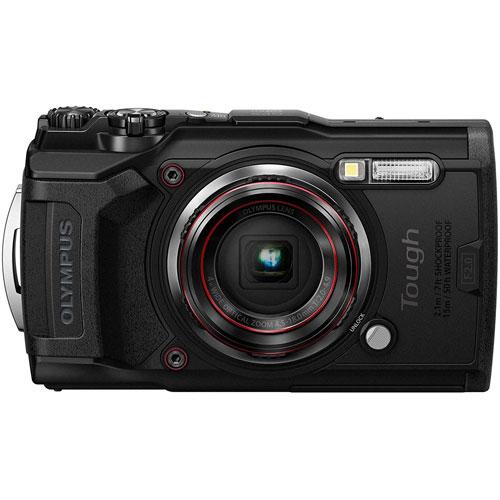 Olympus TG-6 Camera