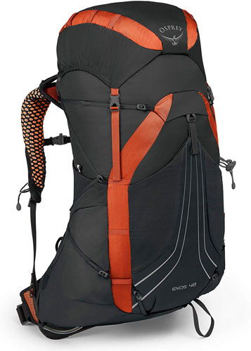 Osprey Exos 48 Backpacking Backpack