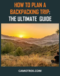 Planning backpacking trip