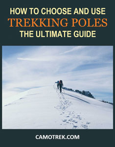 How to choose and use trekking poles properly Pinterest
