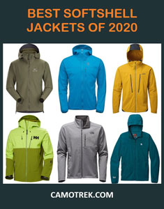 Best softshell jackets of 2020 Pin