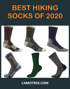 Best hiking socks of 2020 Pin