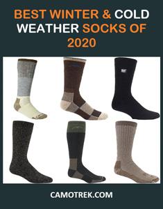 Best winter socks of 2020 Pin