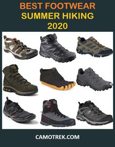 Best summer hiking footwear of 2020 Pin