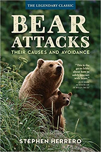 Bear Attacks book