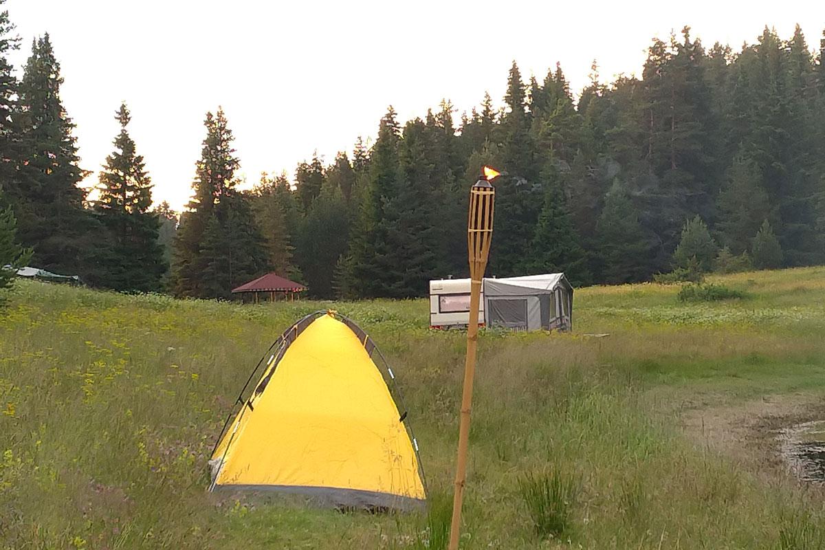 Clean camp