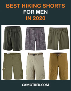 Best hiking shorts men in 2020
