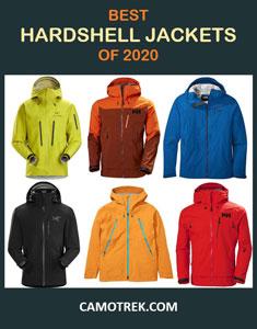 Best Hardshell Jackets Pin