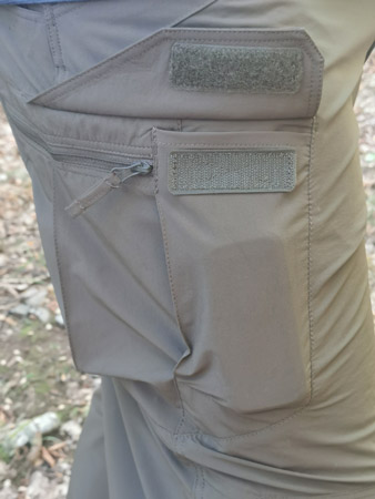 Helikon-Tex OTP Lite thigh pockets