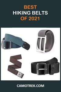 Best hiking belts of 2021