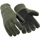 RefrigiWear Insulated Wool Leather Palm Glove