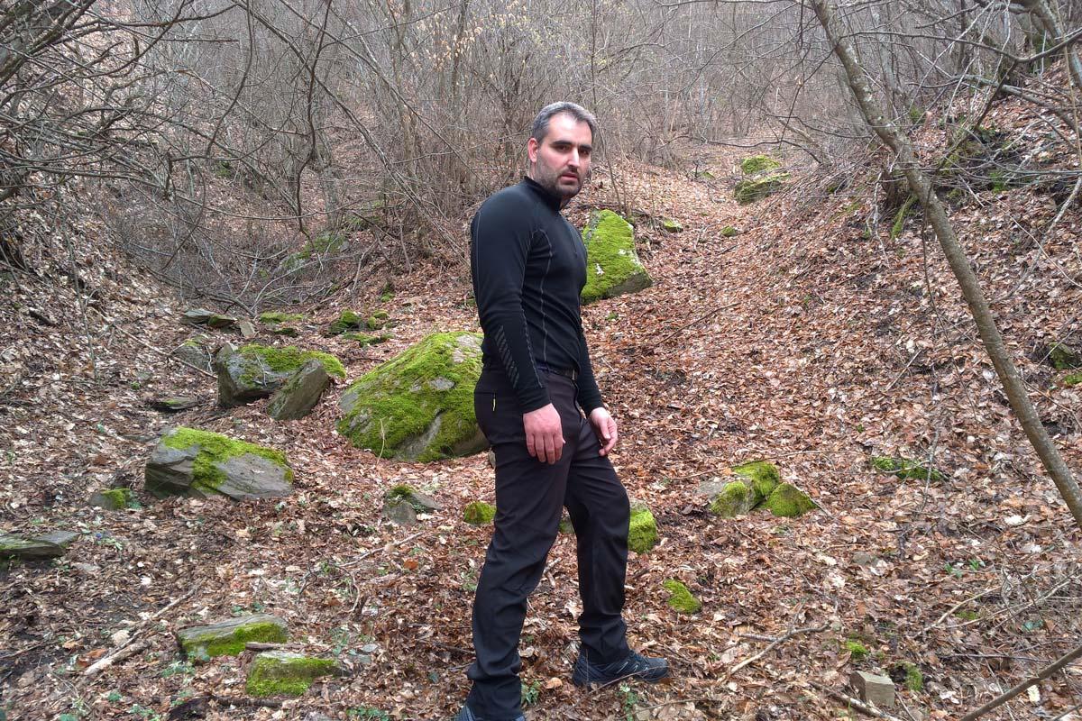 Helly Hansen HH Lifa Merino Top mountain forest